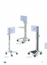Monitor carts catalogue
